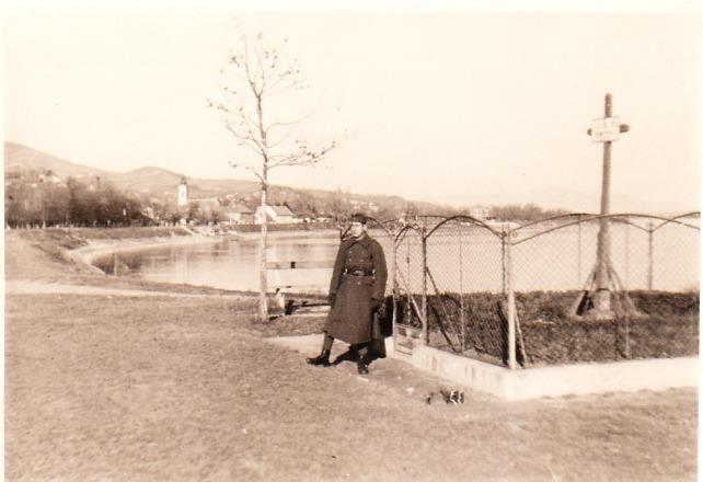 Bindorfer György 1943-ban